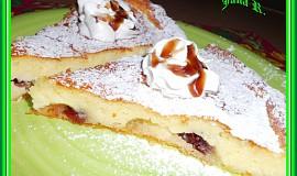 Tvarohový koláč Edita