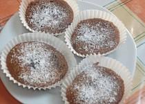 Broskvové muffiny