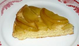 Jablka v karamelu