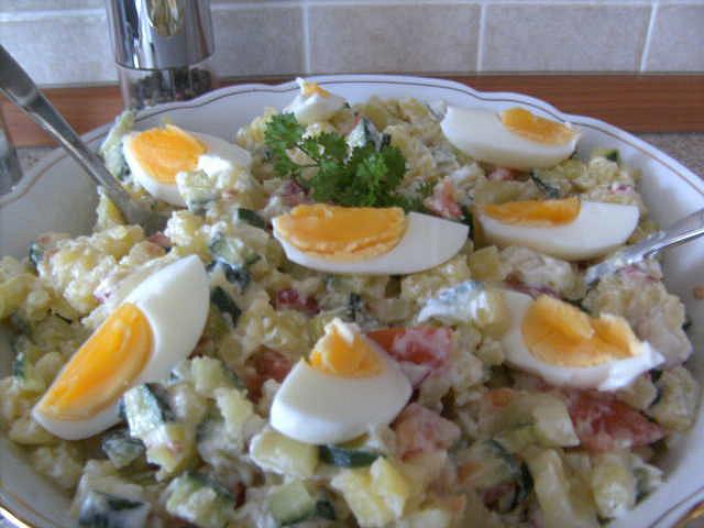 Hotový salát