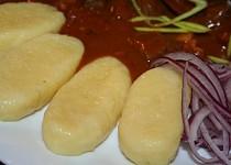 Moje bramborové knedlíky