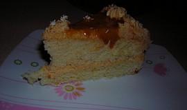 Výborný karamelový dort
