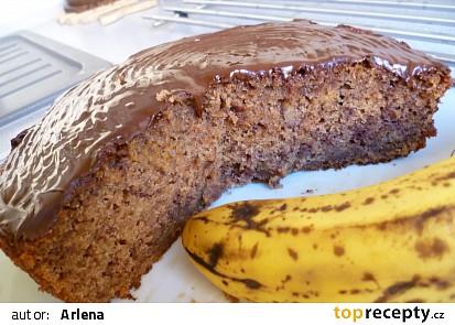 Banánový chlebíček/buchta