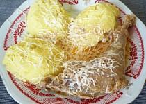 Dušené kuřecí na smetaně a sýru