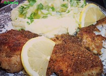 Ryby smažené s chutí orientu