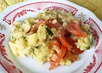 Vegetariánský zeleninový guláš