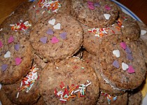 Zdravé a dietní müsli sušenky