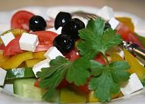 Zelenina alias salát