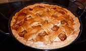 """""""Apple pie"""" aneb jablkový koláč"""