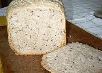 Chléb s pěti druhy semínek