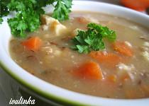 Čočková polévka podle mojí babičky