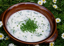 Jarní Zelená polévka – zaklechtanka