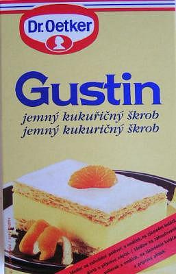 Pangasius na másle a bylinkách, Gustin - jemný kukuřičný škrob.