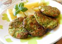 Sýrovo-brokolicové placky