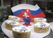 Tortičky k Majstrovstvám sveta v hokeji