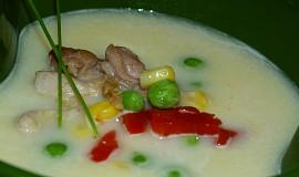 Chřestová polévka-krémová