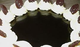 Čokoládová poleva na moučníky