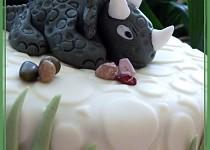 Dort Dinosaurus - Triceratops