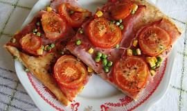Kvalitní těsto na pizzu