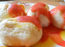 Kynuté ovocné knedlíky, zatím nejlepší recept