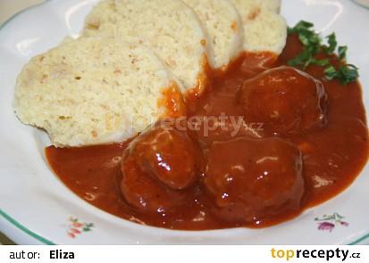 Rajská rajda rajčatová omáčka každý jí říká jinak :)