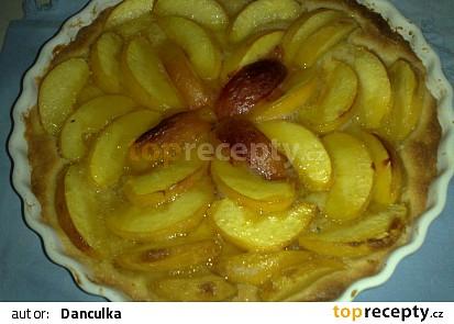 Křehký ovocný koláček