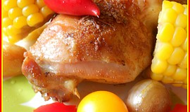 Kuře na čili-DIA verze