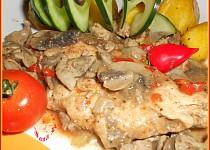 Kuřecí maso s drůbežími játry-DIA verze