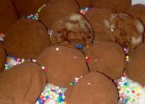Marcipánové kuličky z brambor a čokolády