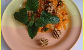 Osvěžující mrkvový salát