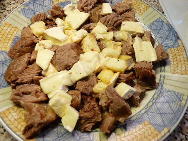 maso se sýrem