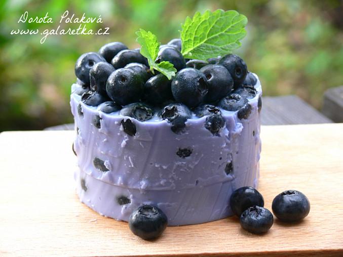 Smetanovo borůvkový dortík, Smetanovo borůvkový dortík