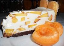 Svatební cheesecake  /nepečený/