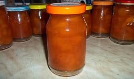 Broskvový džem