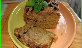 Brusinkovo - jablečný chlebíček