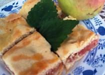 Jablkové řezy od Ivety