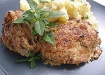 Krůtí ( kuřecí) maso s bazalkovo - pomerančovou  vůní
