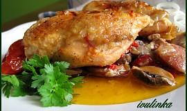 Kuře po hanácku