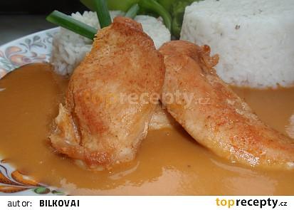 Kuřecí prso se svěží omáčkou z čerstvých paprik