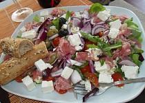 Luxusní rukolový salát