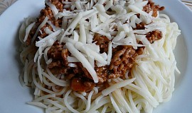 Masová směs na špagety