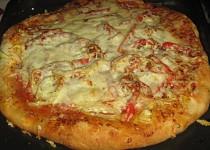 Pizza podle Dáši.