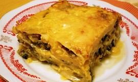 Ravioli jako lasagne s dýní