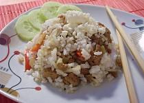 Sojové maso jako čína