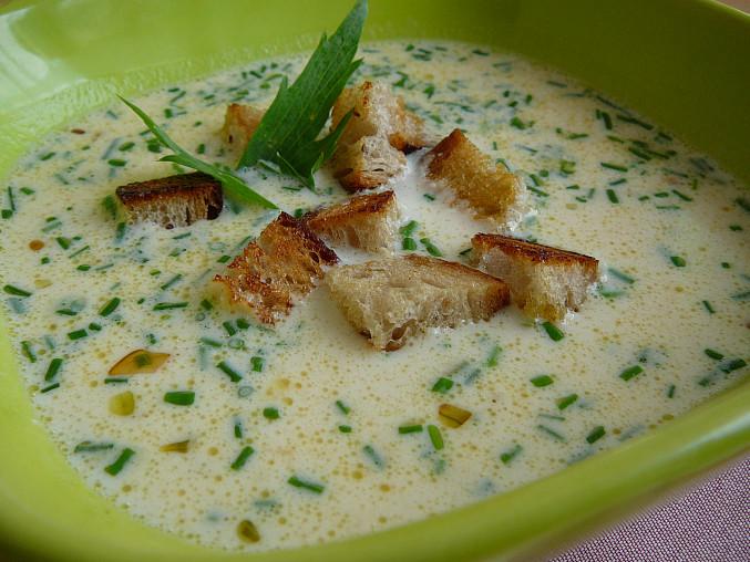 Sýrovo - šnytlíková polévka