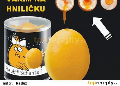 Vajíčko nahniličko, natvrdo či naměkko