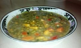 Čočková polévka-special