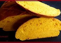 Dýňový chlebík