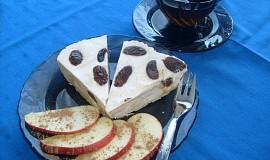 Jablečno-skořicový dort
