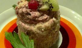 Paštikové dortíčky